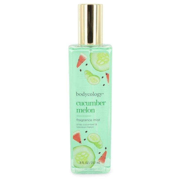 Bodycology Cucumber Melon by Bodycology Fragrance Mist 8 oz for Women - Oliavery