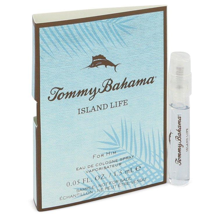 Tommy Bahama Island Life by Tommy Bahama Vial (sample) .05 oz  for Men - Oliavery