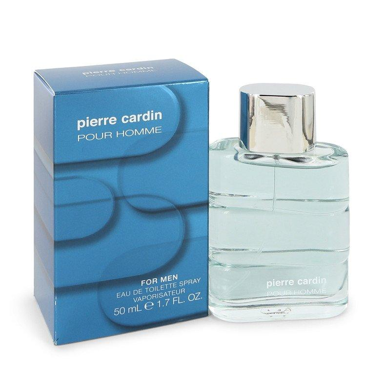 Pierre Cardin Pour Homme by Pierre Cardin Eau De Toilette Spray 1.7 oz for Men - Oliavery