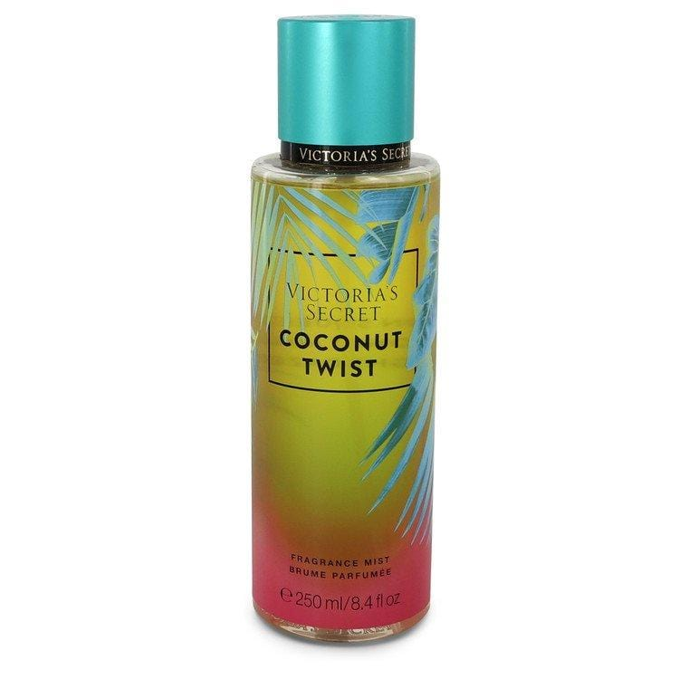 Victoria's Secret Coconut Twist by Victoria's Secret Fragrance Mist Spray 8.4 oz for Women