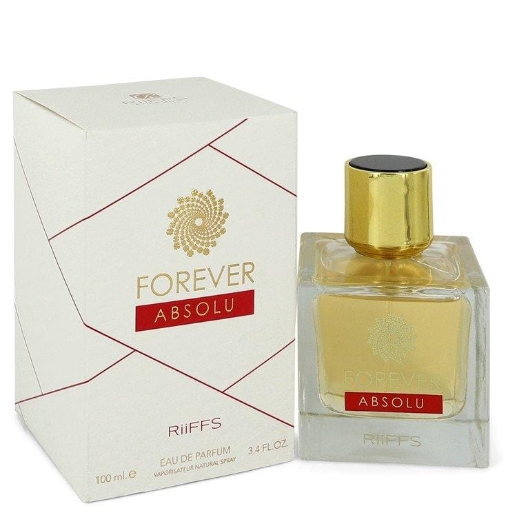 Forever Absolu by Riiffs Eau De Parfum Spray 3.4 oz for Women - Oliavery