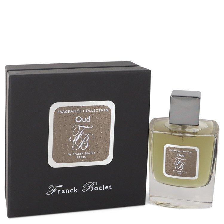 Franck Boclet Oud by Franck Boclet Eau De Parfum Spray 3.4 oz for Men - Oliavery