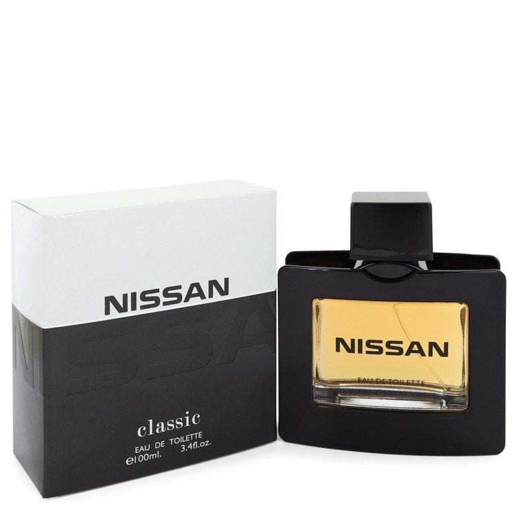 Nissan Classic by Nissan Eau De Toilette Spray 3.4 oz for Men - Oliavery