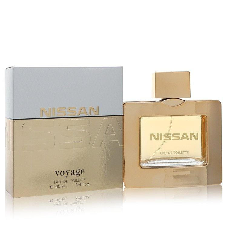Nissan Voyage by Nissan Eau De Toilette Spray 3.4 oz for Men