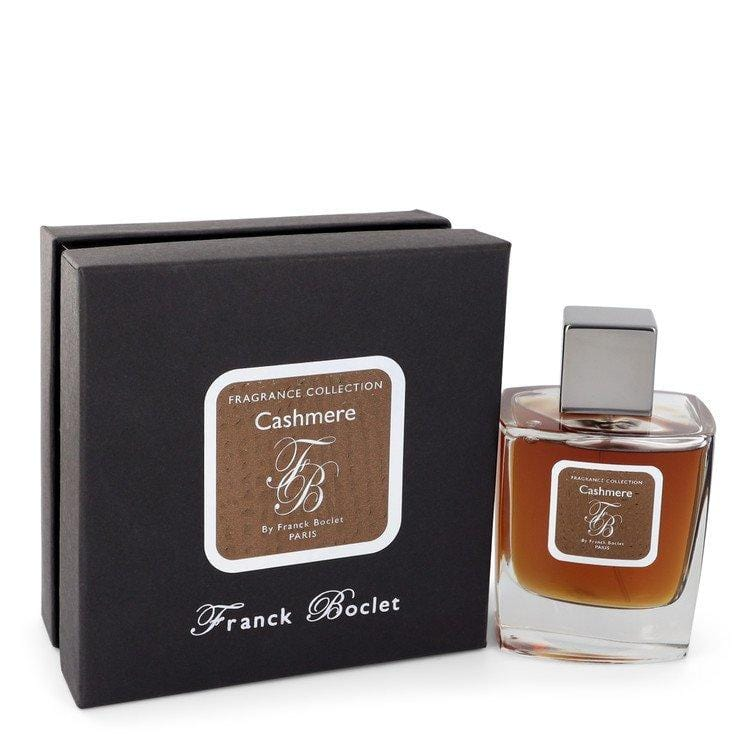 Franck Boclet Cashmere by Franck Boclet Eau De Parfum Spray (Unisex) 3.3 oz for Women - Oliavery