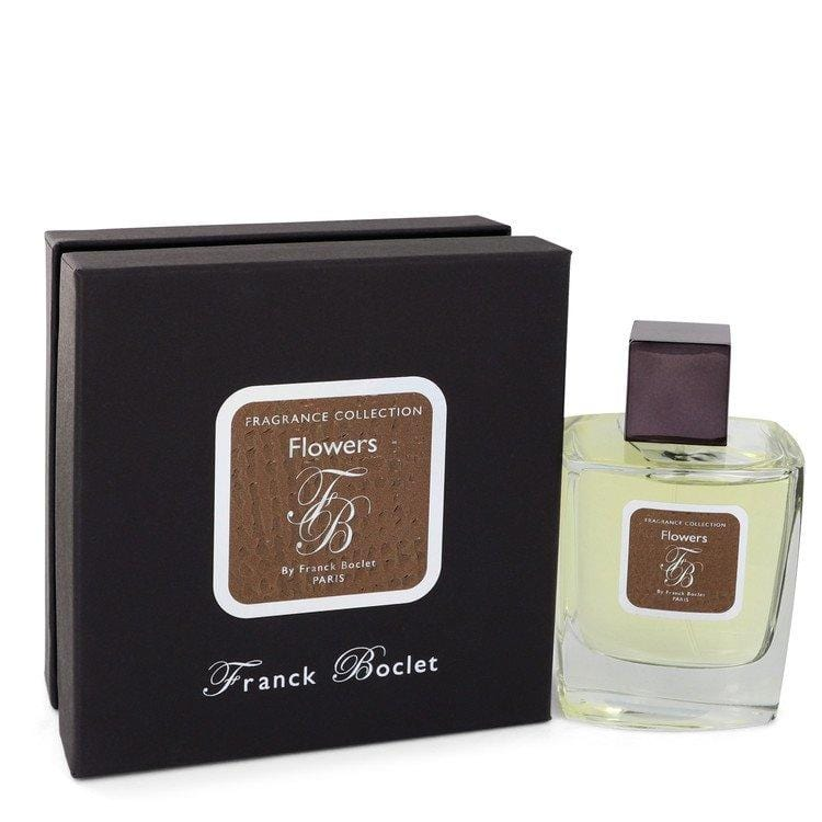Franck Boclet Flowers by Franck Boclet Eau De Parfum Spray (Unisex) 3.3 oz for Women - Oliavery