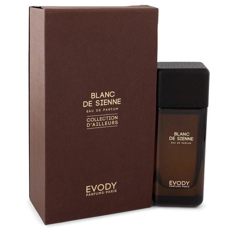 Blanc De Sienne  by Evody Parfums Eau De Parfum Spray (Unisex) 3.4 oz for Women - Oliavery