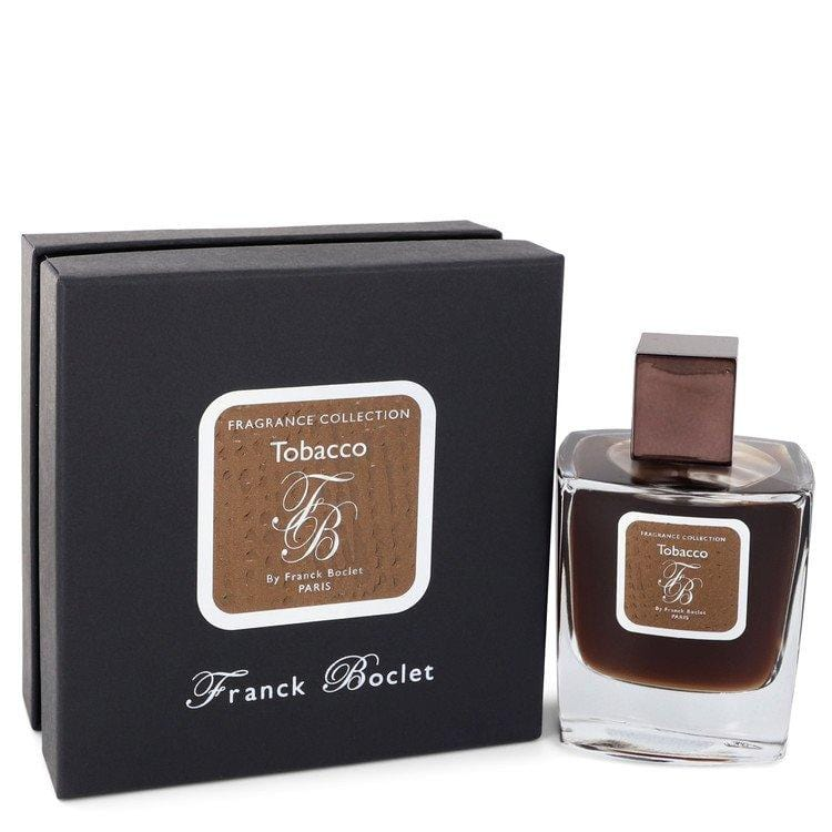 Franck Boclet Tobacco by Franck Boclet Eau De Parfum Spray 3.3 oz for Men - Oliavery