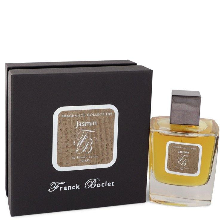 Franck Boclet Jasmin by Franck Boclet Eau De Parfum Spray (Unisex) 3.3 oz for Women - Oliavery