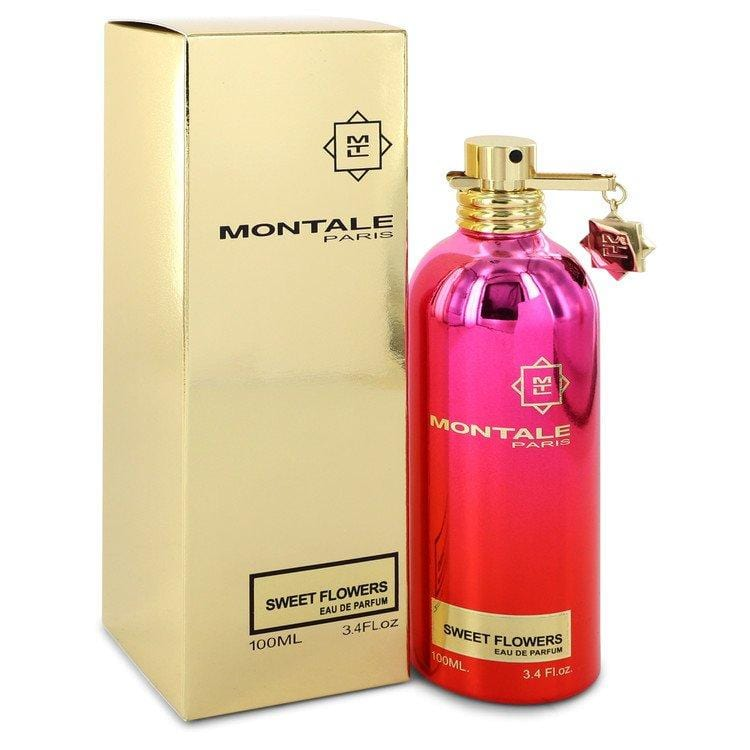 Montale Sweet Flowers by Montale Eau De Parfum Spray 3.4 oz for Women - Oliavery