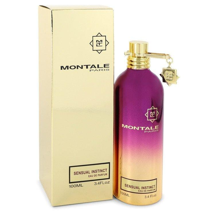 Montale Sensual Instinct by Montale Eau De Parfum Spray (Unisex) 3.4 oz for Women - Oliavery