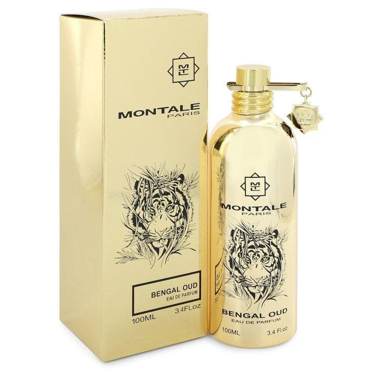 Montale Bengal Oud by Montale Eau De Parfum Spray (Unisex) 3.4 oz for Women - Oliavery