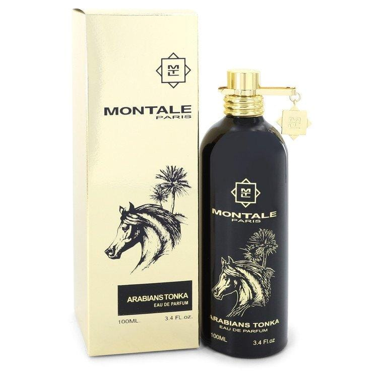 Montale Arabians Tonka by Montale Eau De Parfum Spray (Unisex) 3.4 oz for Women - Oliavery