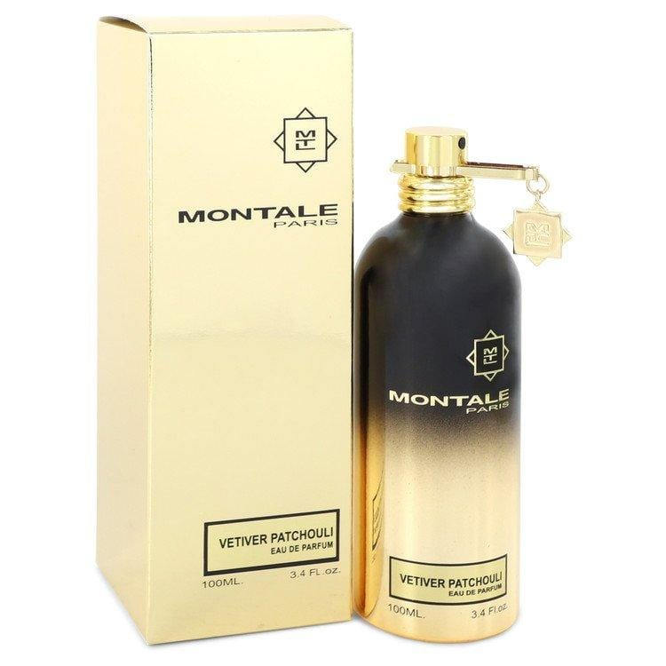 Montale Vetiver Patchouli by Montale Eau De Parfum Spray (Unisex) 3.4 oz for Women - Oliavery