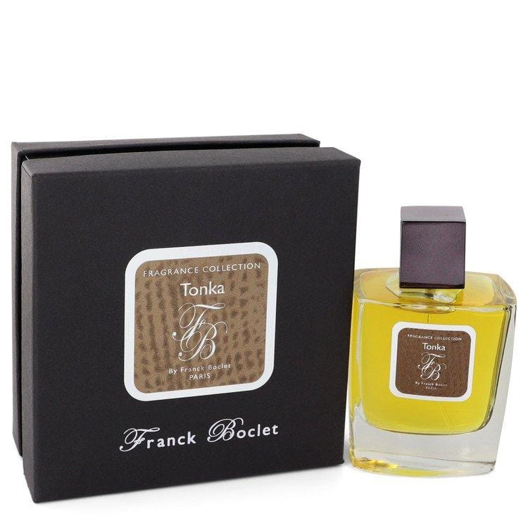 Franck Boclet Tonka by Franck Boclet Eau De Parfum Spray (Unisex) 3.4 oz for Men - Oliavery