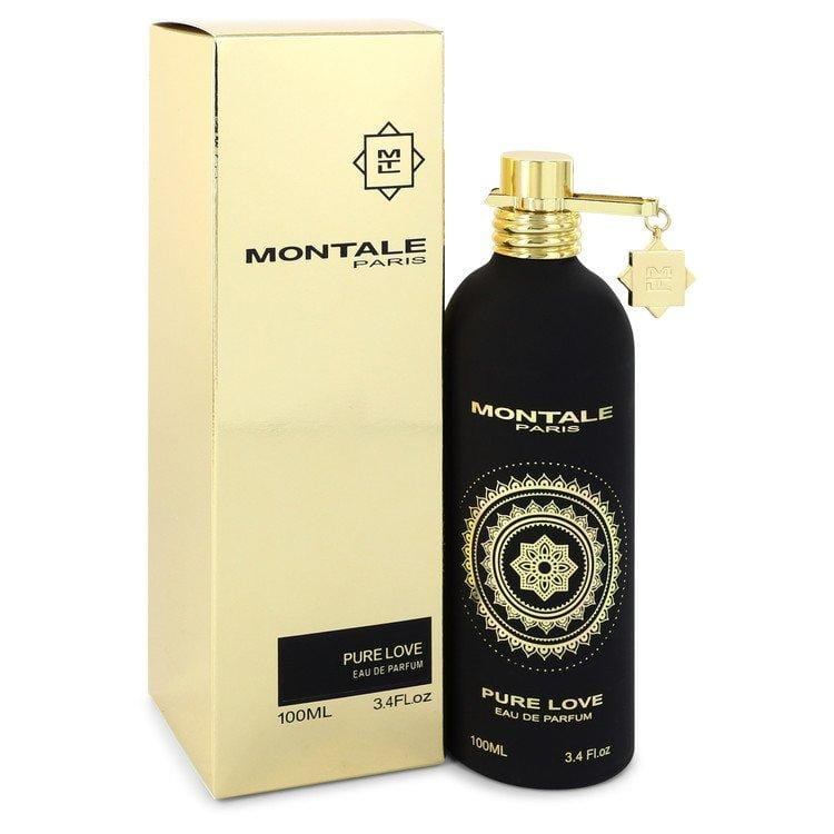 Montale Pure Love by Montale Eau De Parfum Spray (Unisex) 3.4 oz for Women - Oliavery