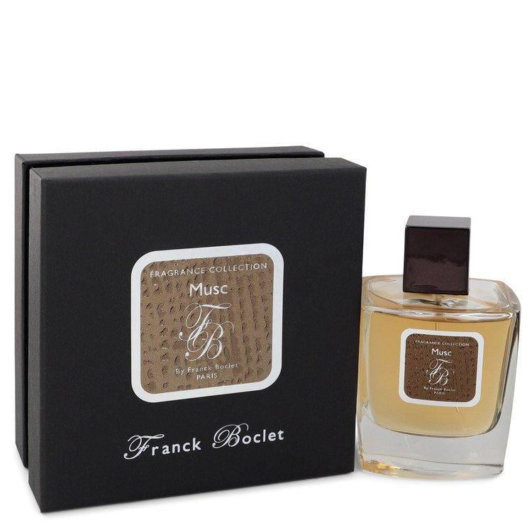Franck Boclet Musc by Franck Boclet Eau De Parfum Spray (Unisex) 3.4 oz for Women - Oliavery
