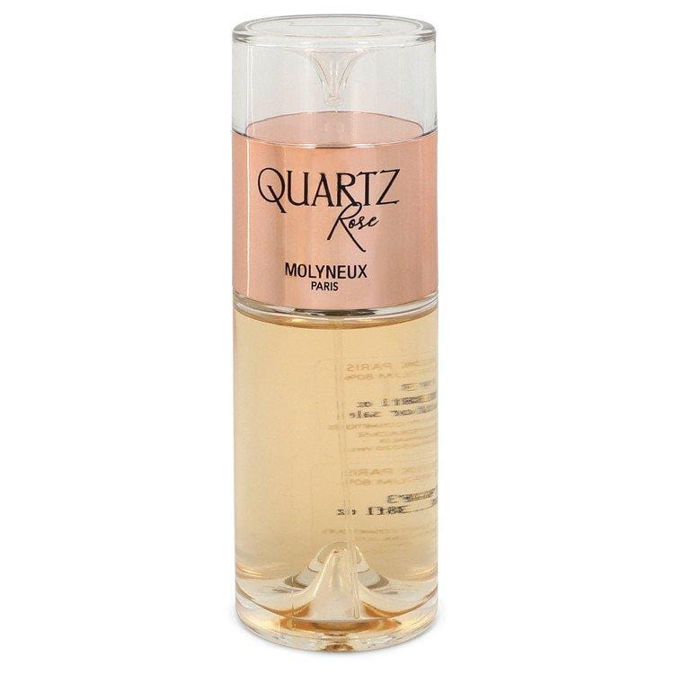 Quartz Rose by Molyneux Eau De Parfum Spray (unboxed) 3.38 oz for Women - Oliavery