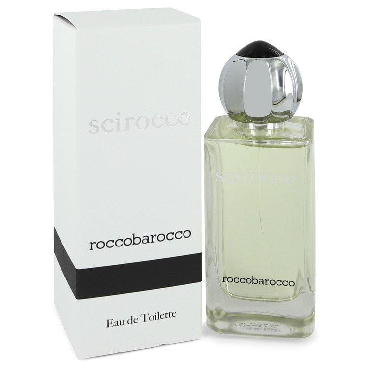 Scirocco by Roccobarocco Eau De Toilette Spray 3.4 oz for Men - Oliavery