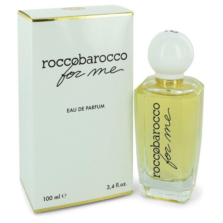 Roccobarocco For Me by Roccobarocco Eau De Parfum Spray 3.4 oz for Women - Oliavery