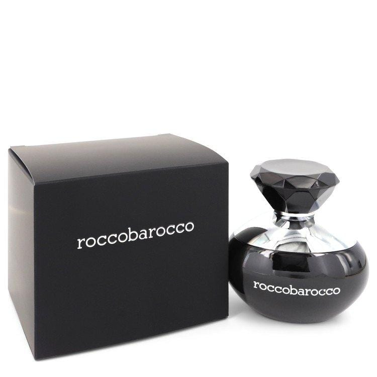 Roccobarocco Black by Roccobarocco Eau De Parfum Spray 3.4 oz for Women - Oliavery
