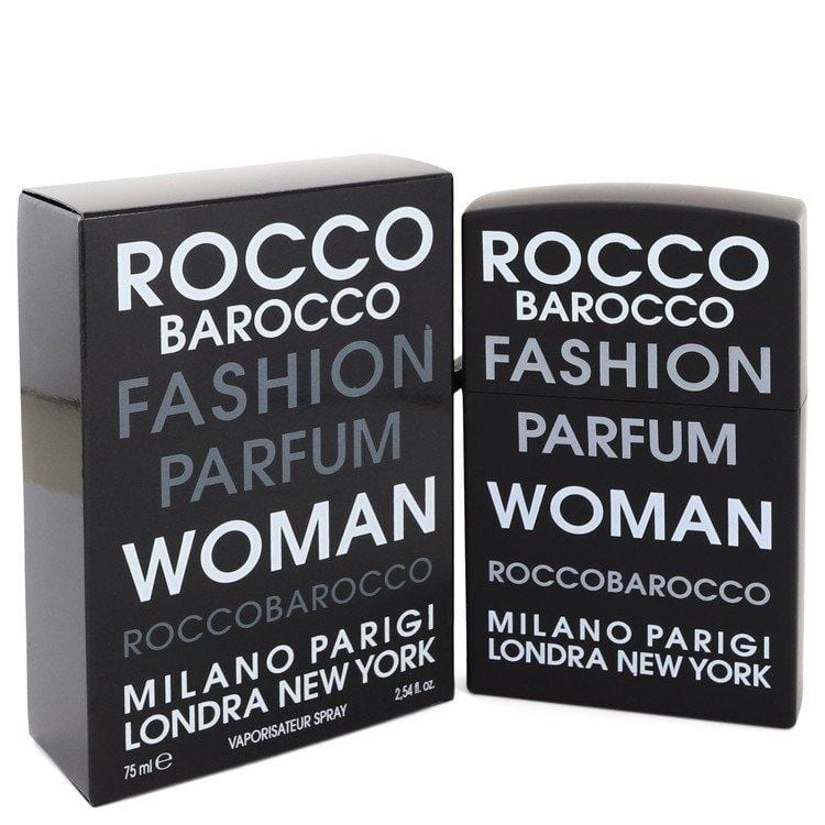 Roccobarocco Fashion by Roccobarocco Eau De Parfum Spray 2.54 oz for Women - Oliavery