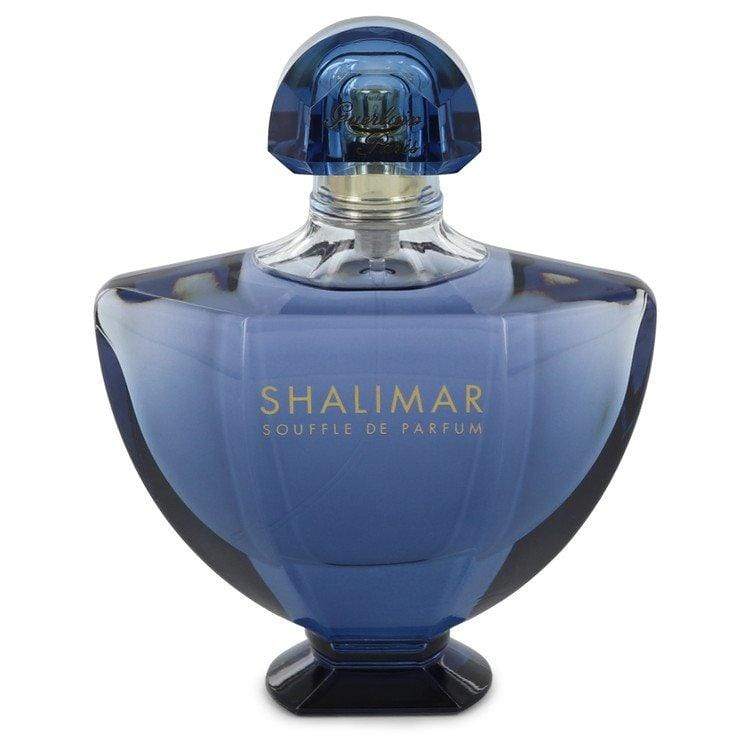 Shalimar Souffle De Parfum by Guerlain Eau De Parfum Spray (2014 Limited Edition unboxed) 3 oz for Women - Oliavery