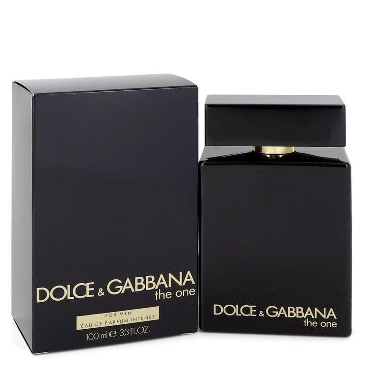 The One Intense by Dolce & Gabbana Eau De Parfum Spray 3.3 oz for Men - Oliavery