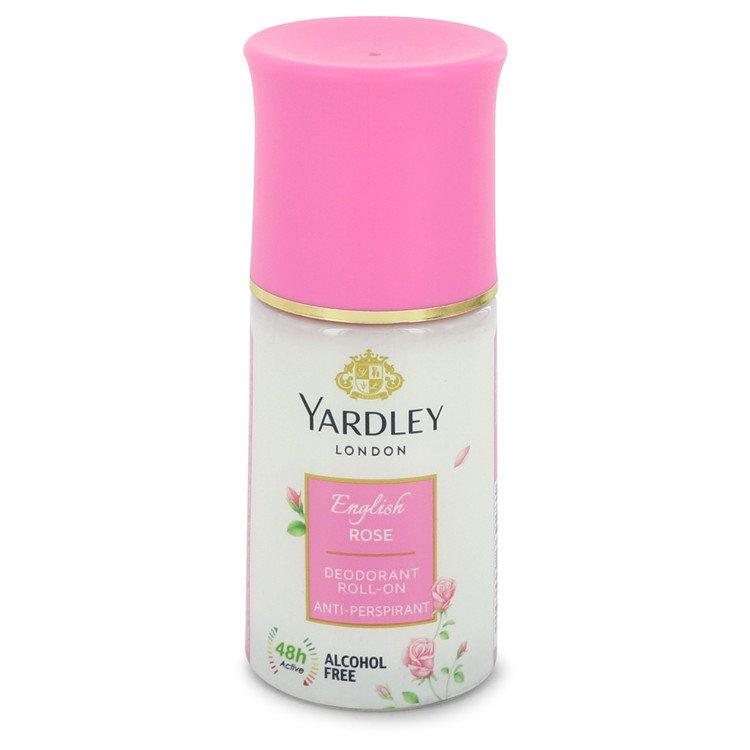 English Rose Yardley by Yardley London Deodorant Roll-On Alcohol Free 1.7 oz for Women