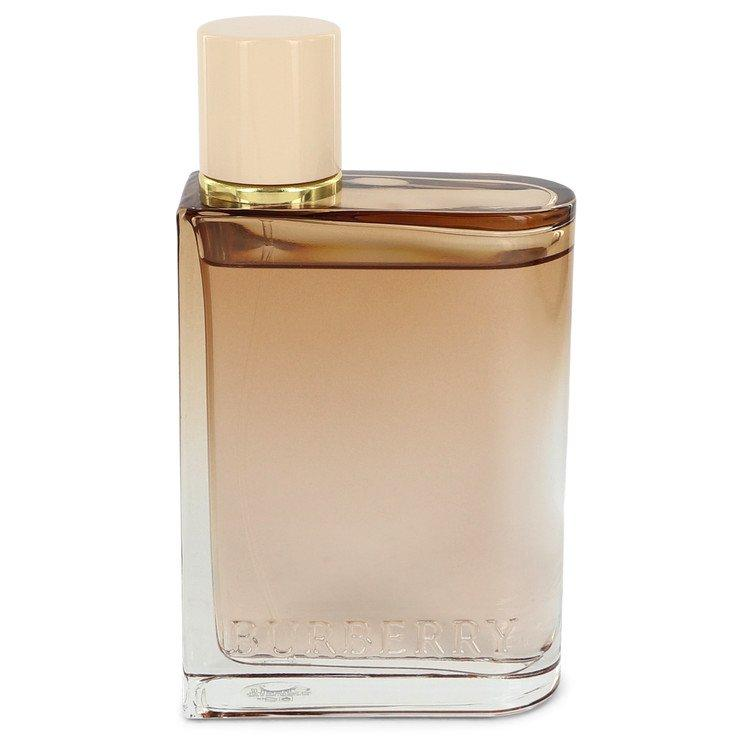 Burberry Her Intense by Burberry Eau De Parfum Spray (unboxed) 3.3 oz for Women - Oliavery