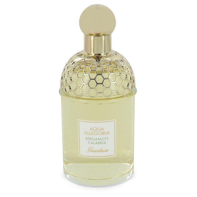 Aqua Allegoria Bergamote Calabria by Guerlain Eau De Toilette Spray (unboxed) 4.2 oz for Women