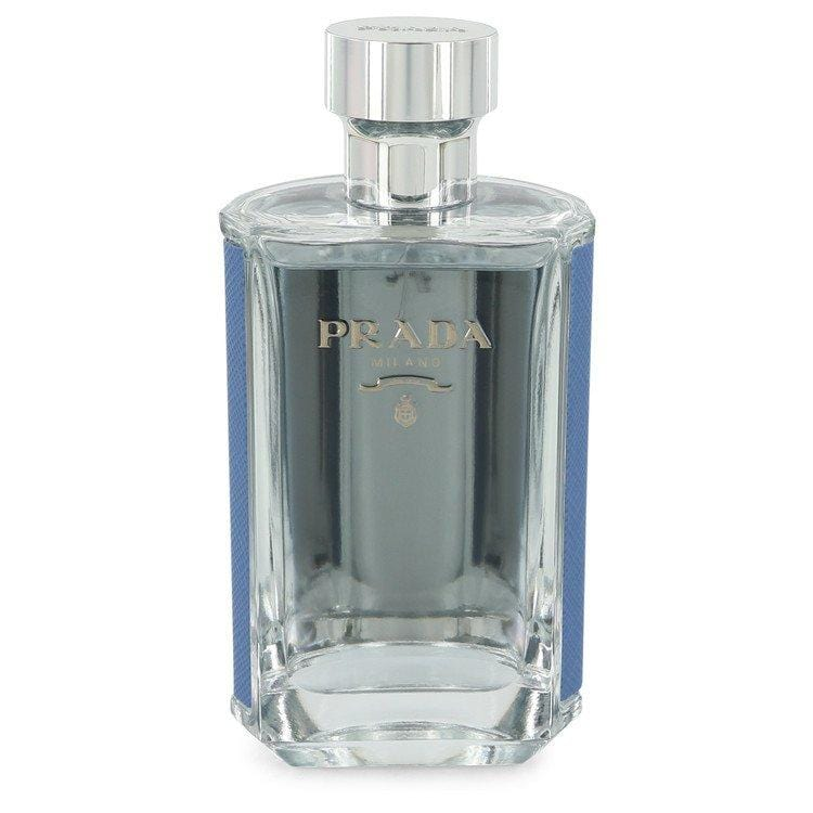 Prada L'Homme L'eau by Prada Eau De Toilette Spray (unboxed) 3.4 oz for Men
