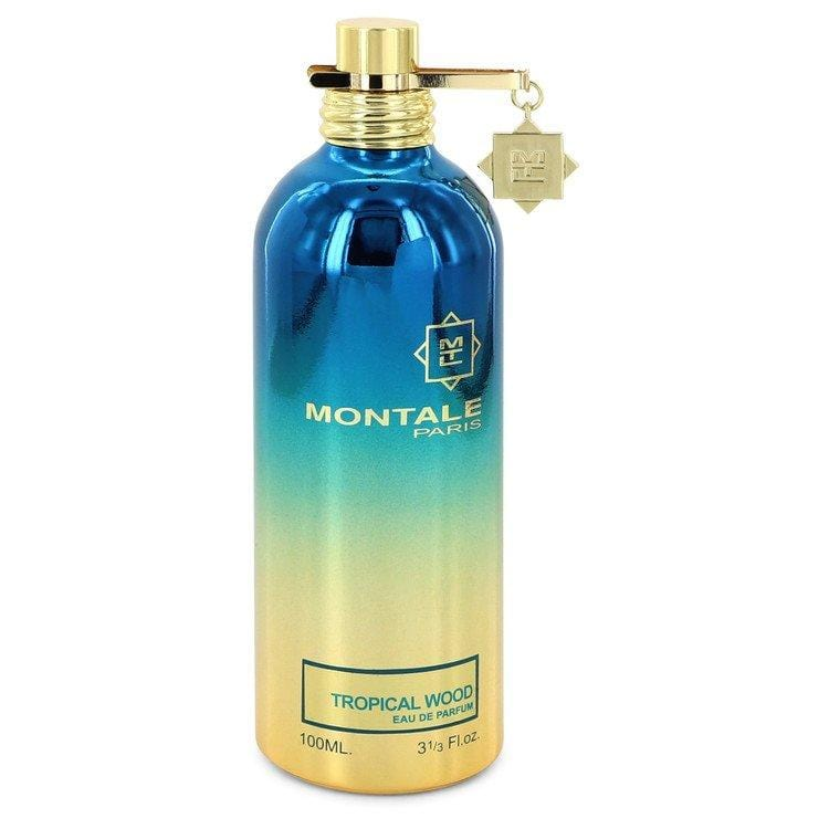 Montale Tropical Wood by Montale Eau De Parfum Spray (Unisex unboxed) 3.4 oz for Women