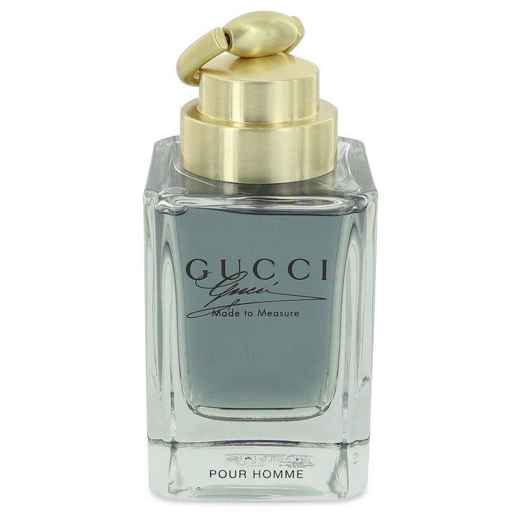 Gucci Made to Measure by Gucci Eau De Toilette Spray (unboxed) 3 oz for Men - Oliavery