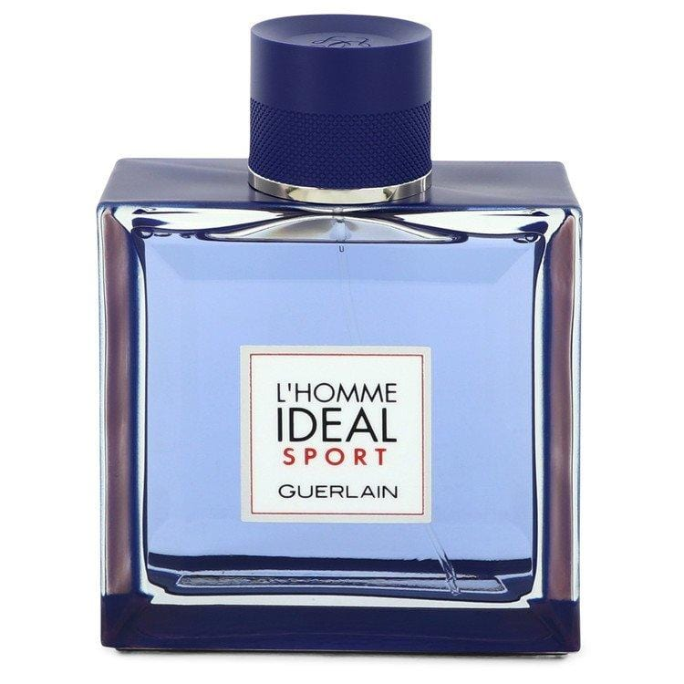 L'homme Ideal Sport by Guerlain Eau De Toilette Spray (unboxed) 3.3 oz for Men - Oliavery