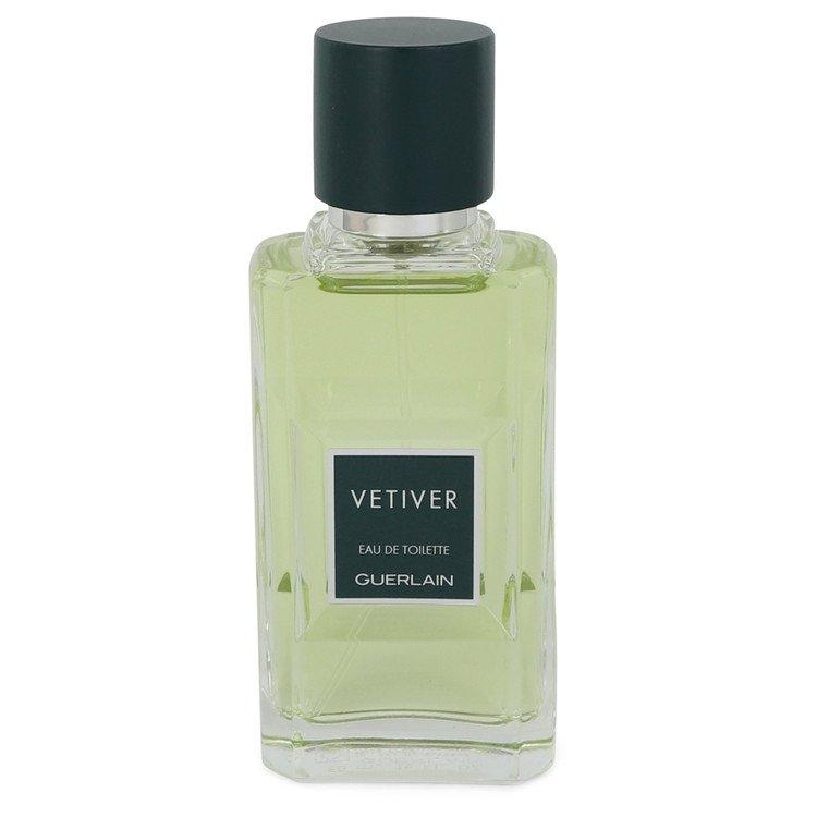 VETIVER GUERLAIN by Guerlain Eau De Toilette Spray (unboxed) 1.7 oz for Men
