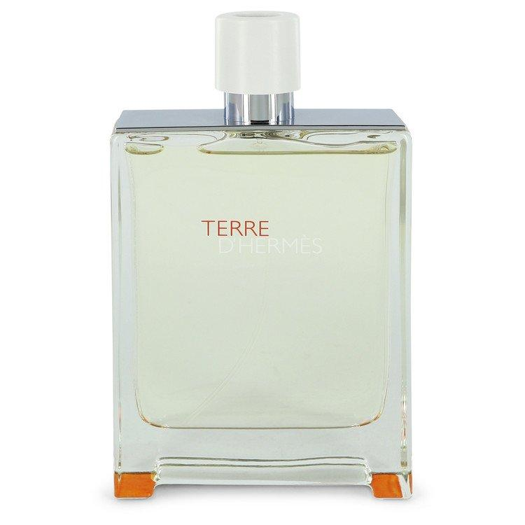 Terre D'Hermes by Hermes Eau Tres Fraiche Eau De Toilette Spray (unboxed) 4.2 oz for Men