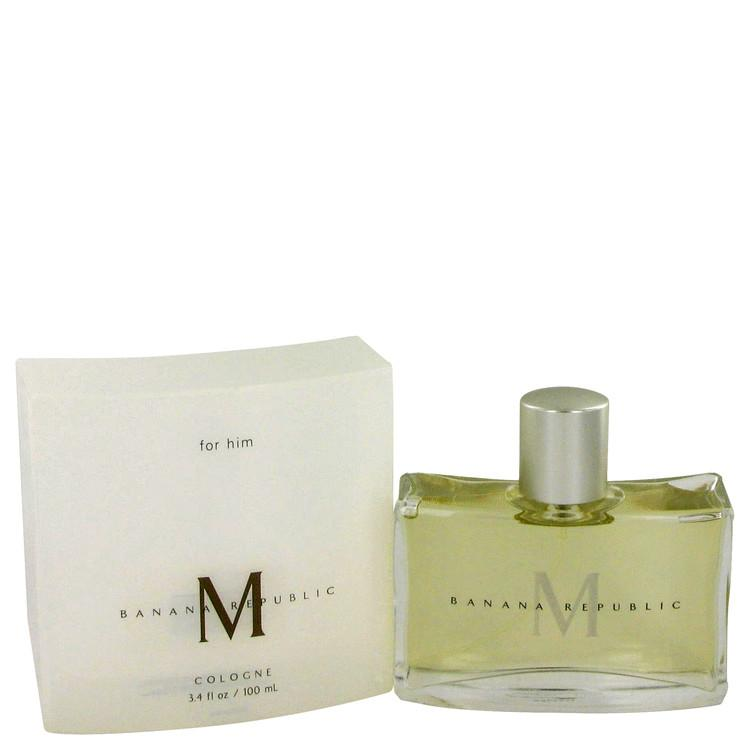 Banana Republic M by Banana Republic Eau De Parfum Spray (unboxed) 4.2 oz for Men