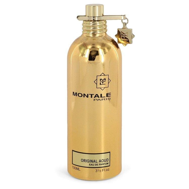 Montale Original Aoud by Montale Eau De Parfum Spray (Unisex Unboxed) 3.4 oz for Women - Oliavery