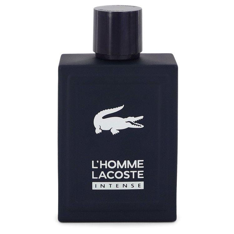 Lacoste L'homme Intense by Lacoste Eau De Toilette Spray (unboxed) 3.3 oz for Men - Oliavery