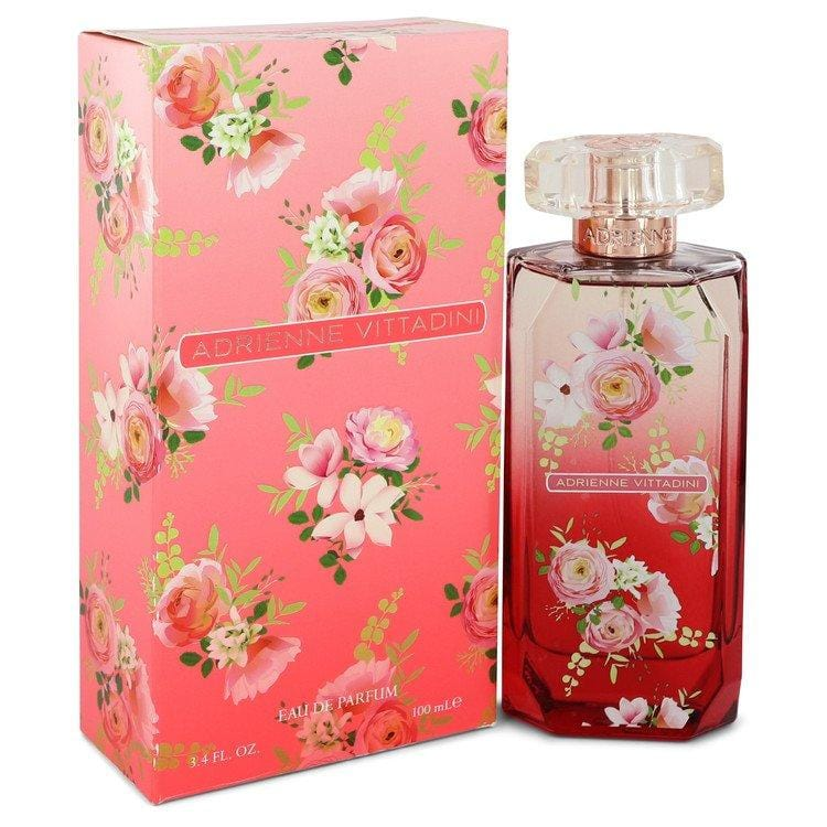 Adrienne Vittadini Flirty by Adrienne Vittadini Eau De Parfum Spray 3.4 oz for Women - Oliavery