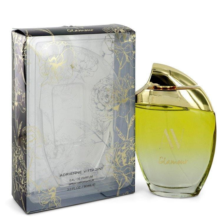AV Glamour Spirited by Adrienne Vittadini Eau De Parfum Spray 3 oz for Women - Oliavery