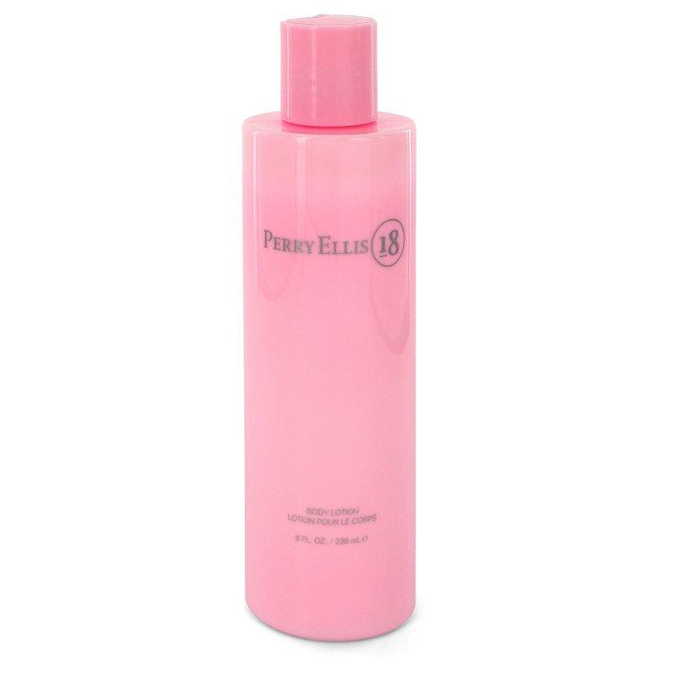 Perry Ellis 18 by Perry Ellis Body Lotion 8 oz for Women - Oliavery