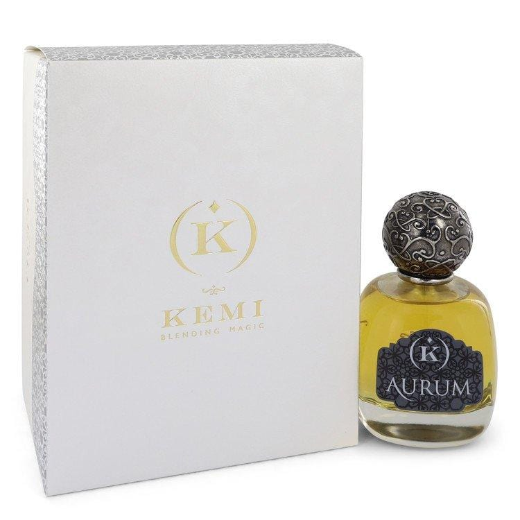 Aurum  by Kemi Blending Magic Eau De Parfum Spray (Unisex) 3.4 oz for Women - Oliavery
