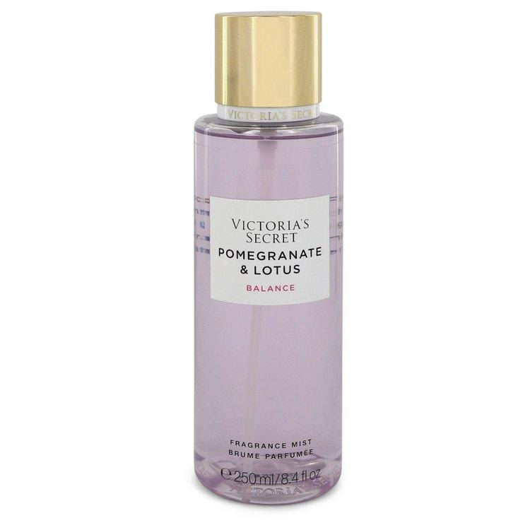Victoria's Secret Pomegranate & Lotus by Victoria's Secret Fragrance Mist Spray 8.4 oz for Women