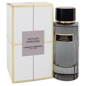 Vetiver Paradise by Carolina Herrera Eau De Toilette Spray (Unisex) 3.4 oz for Women - Oliavery