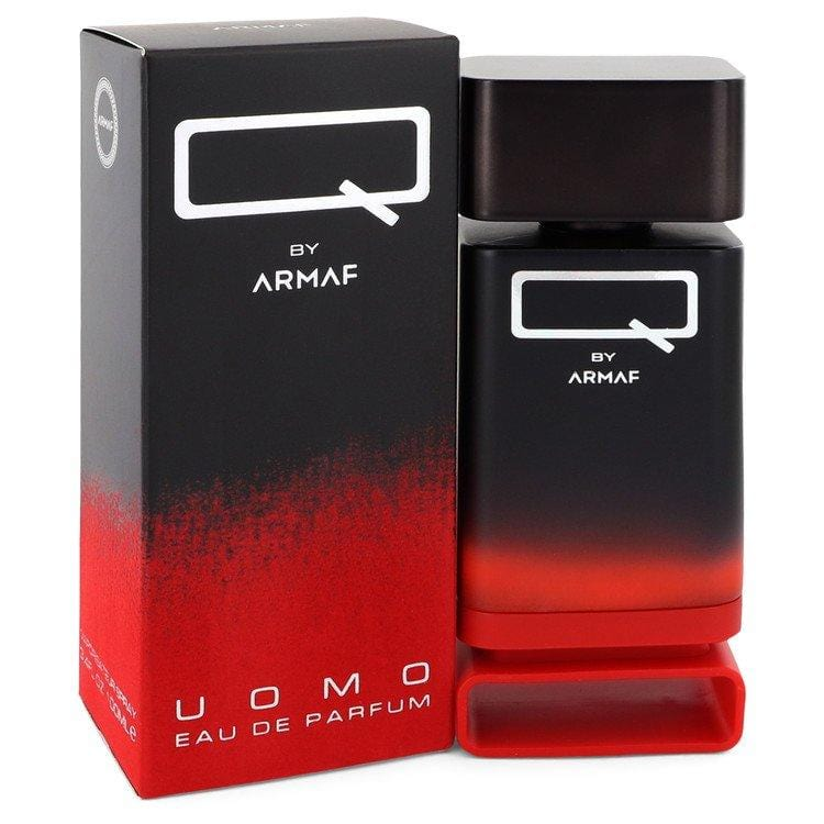 Q Uomo by Armaf Eau De Parfum Spray 3.4 oz for Men - Oliavery