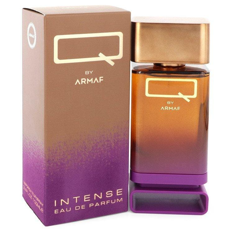 Q Intense by Armaf Eau De Parfum Spray 3.4 oz for Men - Oliavery