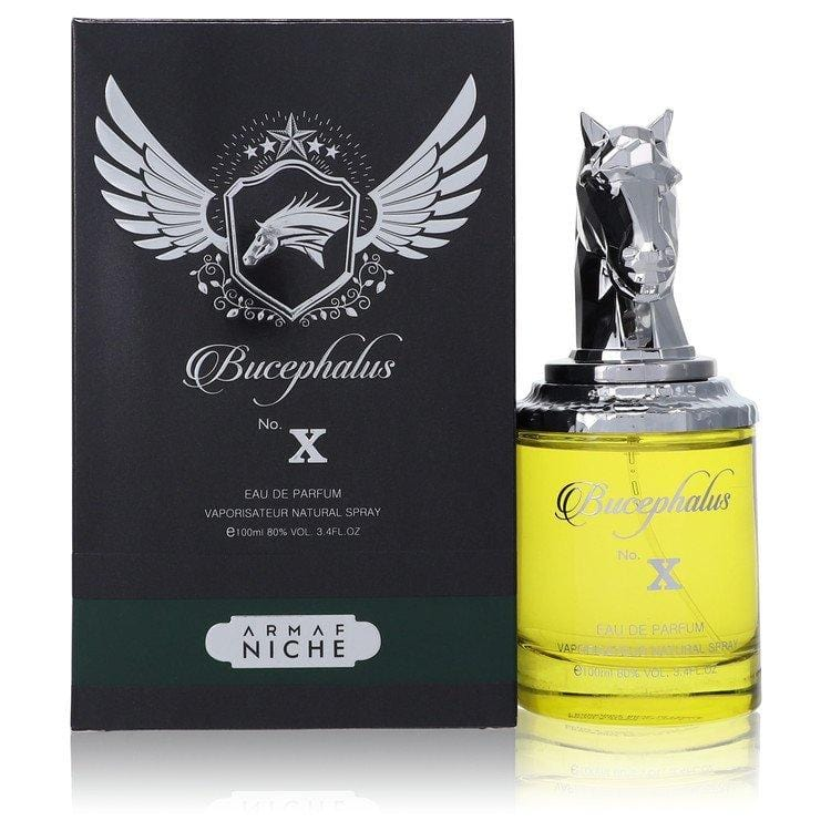 Bucephalus X by Armaf Eau De Parfum Spray 3.4 oz for Men - Oliavery
