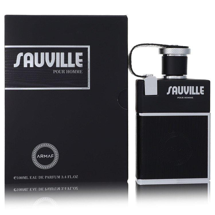 Armaf Sauville by Armaf Eau De Parfum Spray 3.4 oz for Men - Oliavery